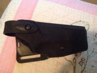 Safariland pistol holster. Carried this holster on task