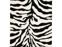 A decorator staple, the animal print rug takes on new