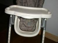 Safety 1st blue/brown highchair in great condition!