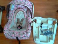 I am selling the Safety 1st Infant Baby Car Seat,
