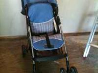 Safety 1st stroller. Great condition. $30 OBO. Call