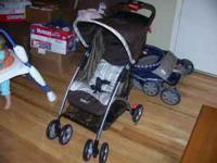 Brand new, never used Safety First Baby Stroller. We
