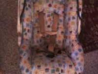 I have a car seat by Safety First for sale. The car
