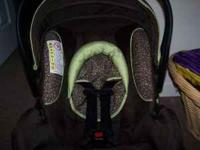 I have a Safety First Infant Carseat with the base. It