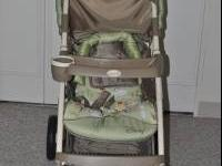 SELLING SAFETY FIRST STROLLER IN EXCELLENT CONDITION