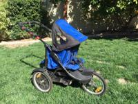 Our child is grown up and this Safety1st jogger