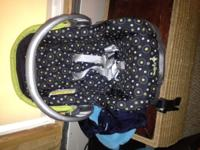 I have a safety first infant seat stroller combo car