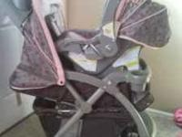 A Safety 1st Stroller n Carseat for sale. Stroller was