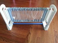 Up For sale is a Safety 1st Top-of-Mattress Bed Rail in