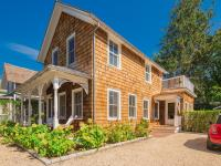 Iconic two-story traditional in a coveted Village