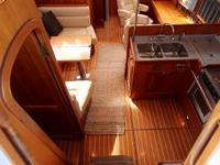 Designed by Bob Perry, this is an exemplary vessel that