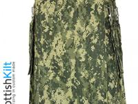 Cloth/Shoes/Accessories: MenType: KiltsDigital camo is