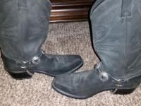 Sage boots size 11 is in great shape only wore once at