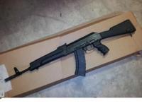 Saiga AK74 (5.45 x39) - Russian made, Tapco stock,