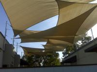 The Sun Sail Shade is one of the most expense reliable
