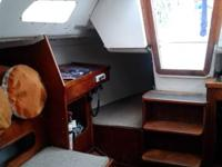 Sailboat 30' Peterson - New Electric Propulsion -