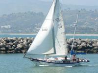 Sailboat CT 41 (41 ft) - Ta Chiao Cruising Ketch - Well