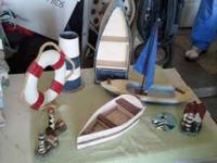 Decorate a Room in Sailboats....Asking $ 30....Call or