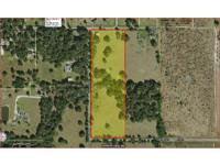 BEAUTIFUL 12 ACRE PARCEL LOCATED JUST OFF KISSIMMEE