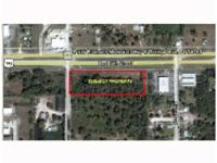 PRIME COMMERCIAL SITE ADJACENT TO THE CITY LIMITS OF