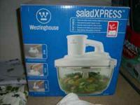 spin, slice, grate in this salad express that retailed
