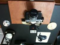 For Sale by Owner 1000 35 MM Pentax Camera, [rebuilt by