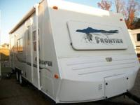 THIS 2003 UNIT HAS (1)SLIDEOUT, POWER AWNING, ALL