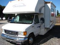2005 Dutchman class c motorhome E450 Ford Chassis 31'