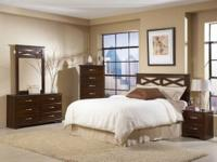"Buy the whole ""Davenport"" bedroom set ON SALE for only"