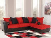 Includes:Sectional Features:2 Colors to Choose