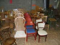 We have a wide selection of fabulous chairs at the Blue