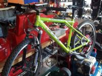 We have a good, secondhand GT Avalanche bike readily