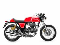 Sale: Any RED 2014 Royal Enfield Continental GTs in