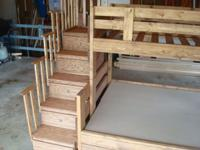 We are running a sale on our twin over full bunk beds.