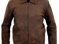 Ideal Jackets: online Mens Leather jacket sale UK at 20