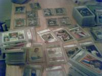 ENTIRE SPORTS COLLECTION 85 GRADED cards psa beckett