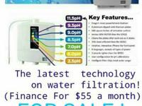 The latest technology on water filtration! (Finance For