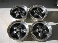 Saleen 5 spoke American Racing wheels used on 1989-93