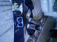 I have for sale a gently used Salomon Shade snowboard