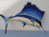 ALL SALTWATER FISH: sailfish,marlin, snapper, groupers,