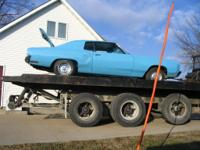 1972 Monte Carlo coup 350 engine (does not run)  I have