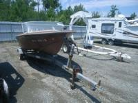 Make&Model of the vehicle is 1966 ARRO BOAT W/TRL of