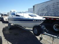 Make&Model of the vehicle is 1987 BAY BOAT W/TRL of