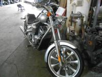 Make&Model of the vehicle is 2010 HONDA VT1300CX of
