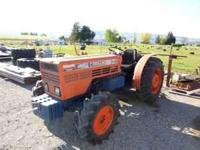 Same Corsaro 70 Orchard special tractor. Lots of new