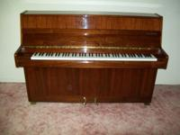 Samick Console/Upright Piano continental style in