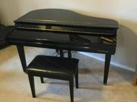 Samick SDP 200G I have had this piano for over seven