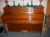 Samick piano purchased in 1996 excellent condition.