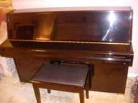 Very Nice Samik vertical ( upright or studio ) Piano.