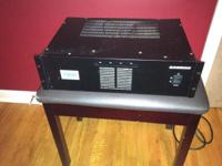 Samson 800w (400w Stereo) Power amp. Good condition.